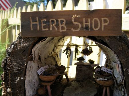 Fairy Herb Shop
