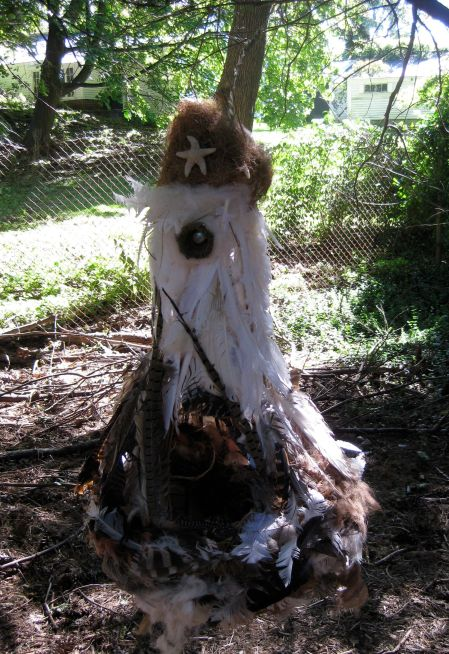 Tracy Kane's Fairy House