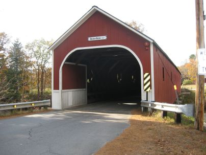 New England Covered Bridges