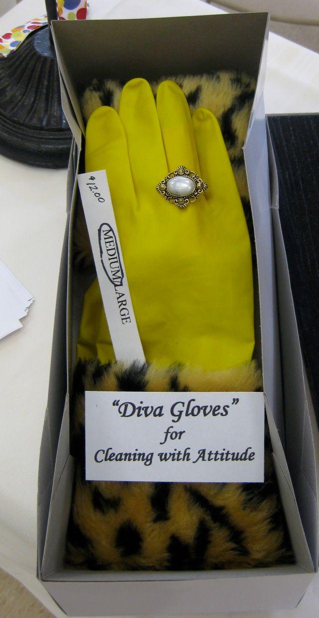Diva gloves