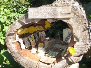 September - Fairy House Tour
