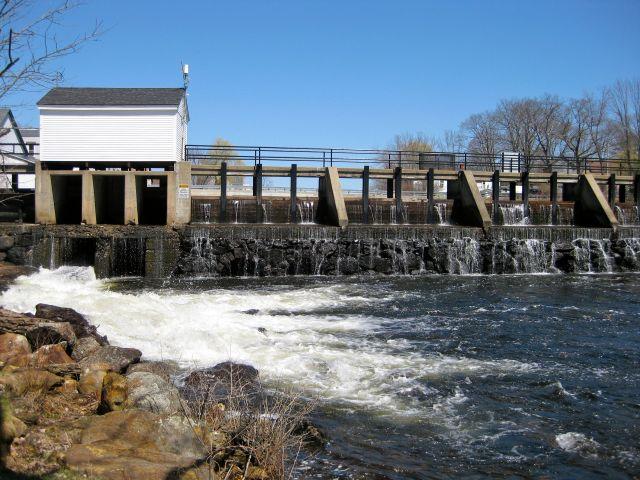Milton Dam