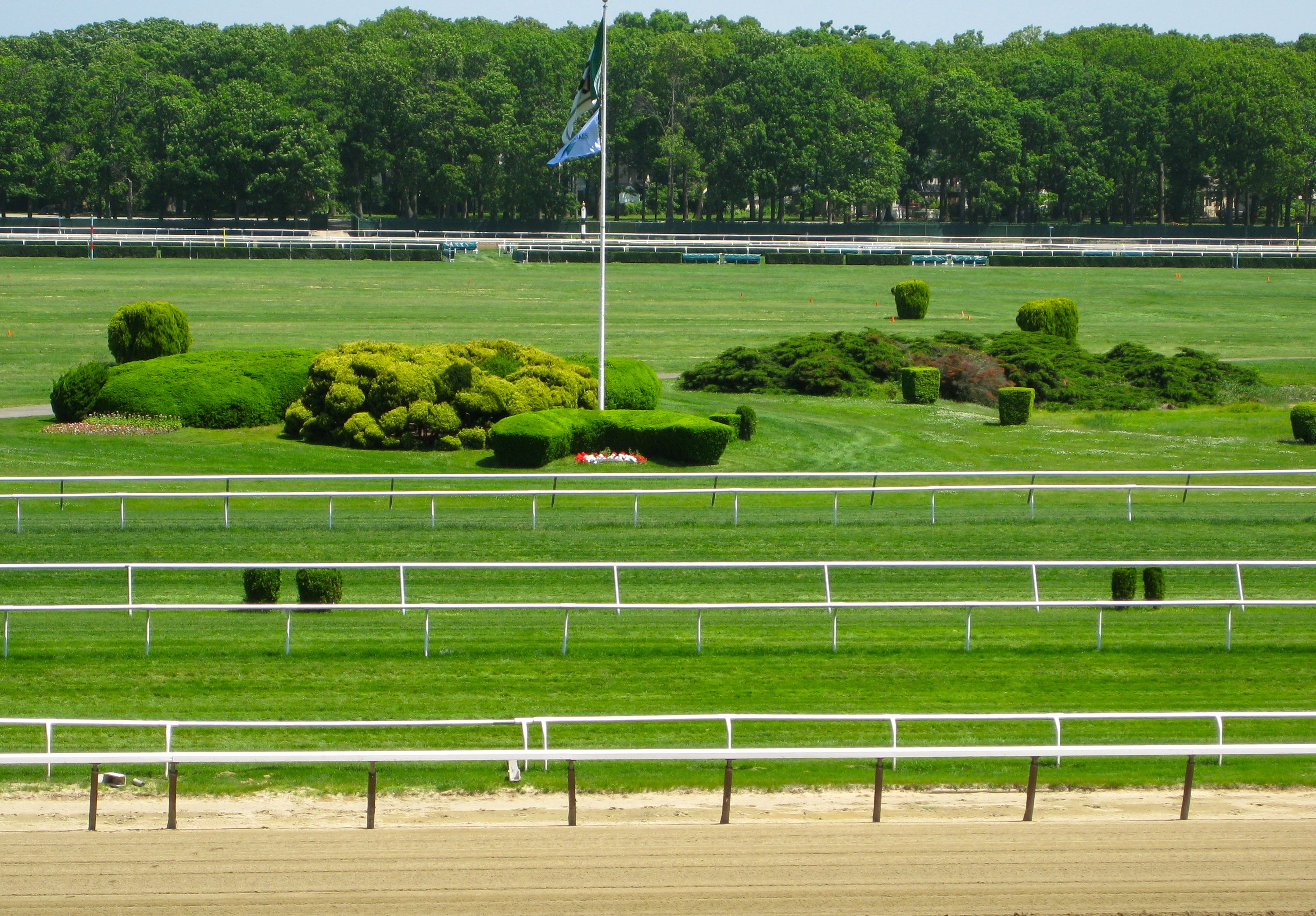 Horse race track finish line displaying 18 images for horse race track
