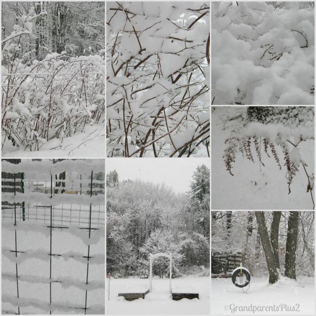 Snow Collage