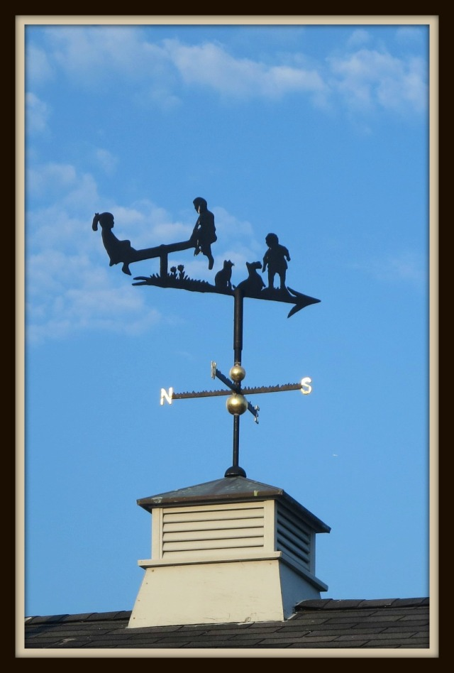 Weathervane, Great Island Common, New Castle, New Hampshire