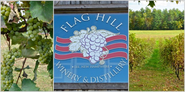 Flag Hill Winery, Lee, NH