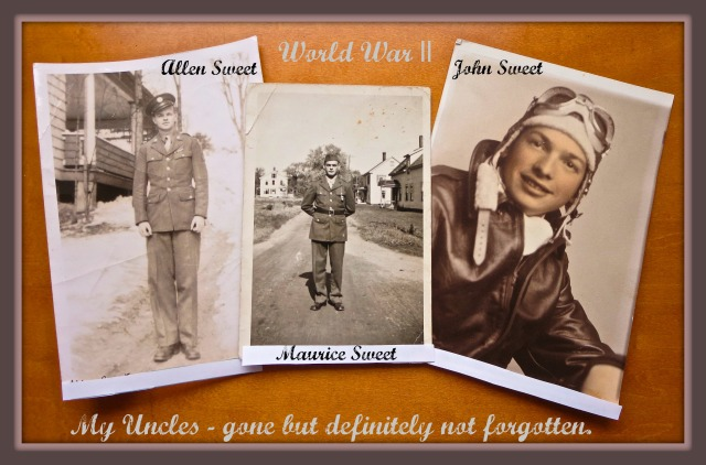 Sweet Brothers WWII