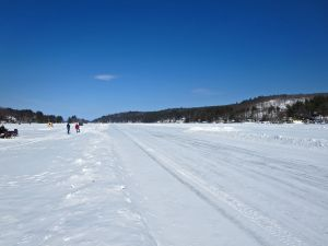 Ice Runway