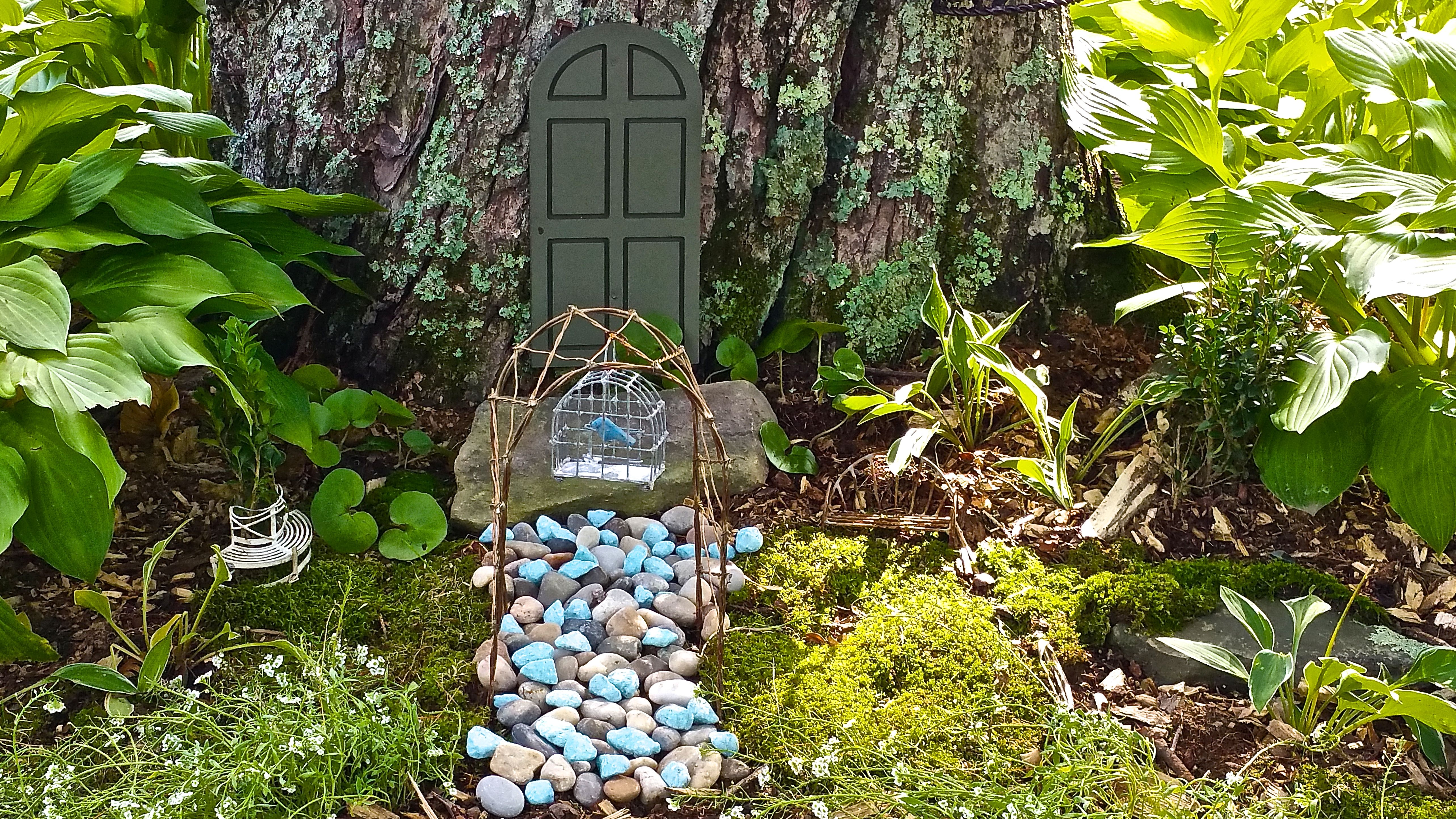 Blarney Castle, Ireland - Sweet C's Designs  |Fairy Garden Ideas Ireland