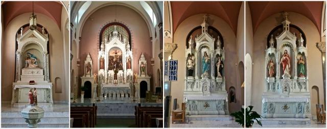Altars Collage
