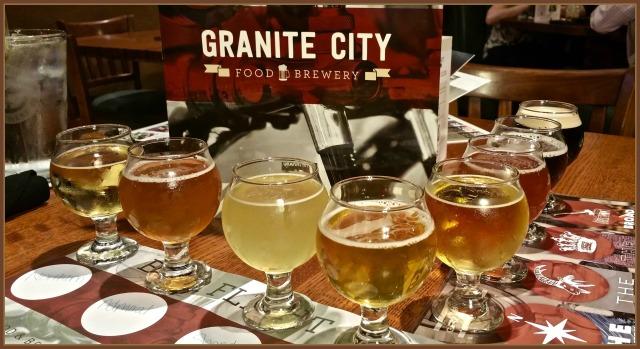 Granite City beer