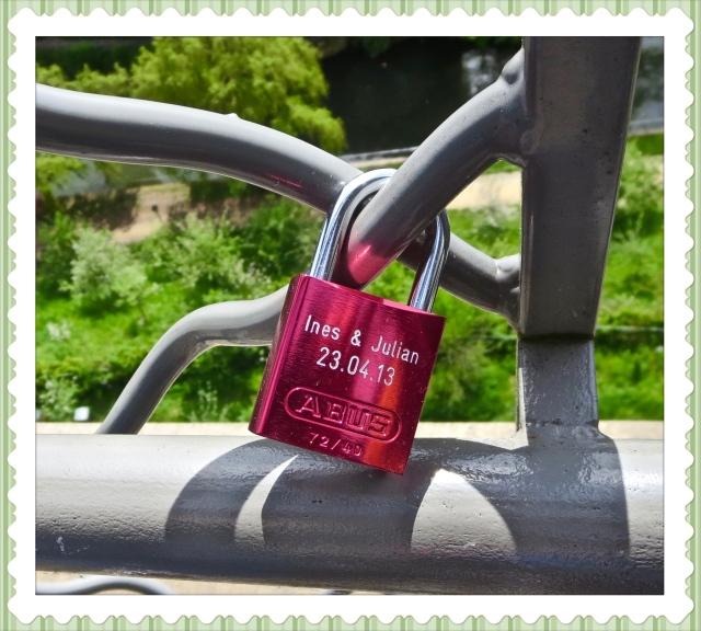 Red lock