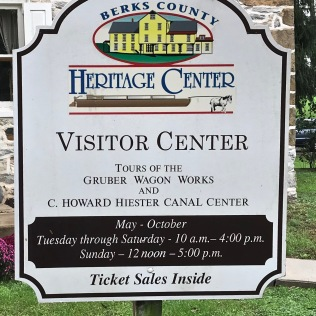 Welcome to the Heritage Center