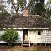 Slaves' quarters
