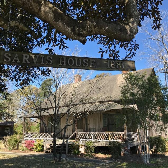 Sarvis House